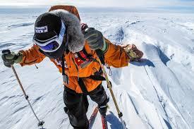 Antarctic Explorer Visit
