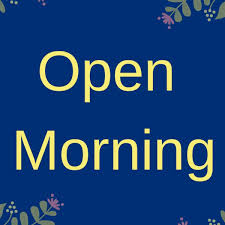 School Open Morning