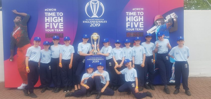 Cricket World Cup Experience!