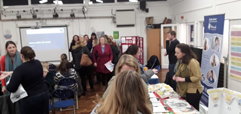 Wellbeing Evening for parents