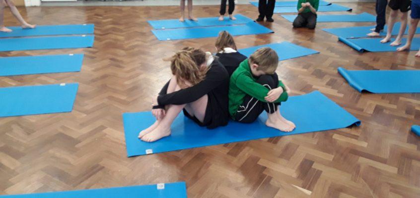 Yoga at St John's