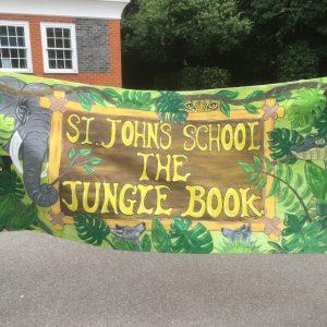 Jungle Book Production
