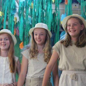 Jungle Book Girls